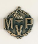 Wreath MVP Medal   t All Trophy Awards