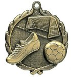 Wreath Soccer Medals  t All Trophy Awards