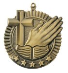 Star Religion Medals  t All Trophy Awards