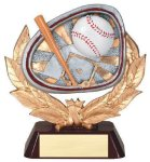 Stamford Resin Baseball (disc) Baseball Trophy Awards