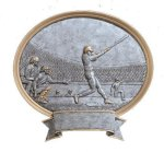 Legend Baseball Oval Award(17D10)male  t Baseball Trophy Awards