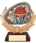 Stamford Resin Basketball  t Basketball Trophy Awards