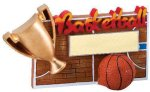 Winners Cup Resin Basketball Basketball Trophy Awards