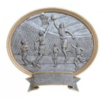 Legend Basketball Oval Award(17C15)  t Basketball Trophy Awards