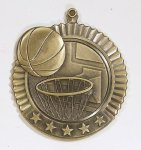 Star Basketball Medals  t Basketball Trophy Awards