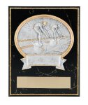 Swimming Resin Plaque Mount Award Boxing Trophy Awards