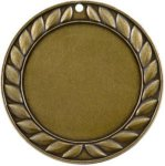 Blank Leaf Gold Car/Automobile Trophy Awards