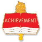 Achievement Lapel Pin  t Chenille Lapel Pins