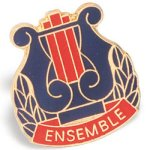 Ensemble Lapel Pin    t Chenille Lapel Pins