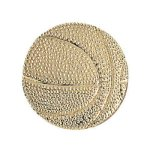 Basketball Chenille Pin   t Chenille Lapel Pins