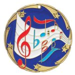 Color Star Music Medals Color Star Medals