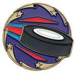 Color Star Hockey Medals Color Star Medals