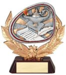 Stamford Resin Knowledge (disc)   t Education Trophy Awards