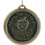 A Honor Roll (Apple)  t Education Trophy Awards