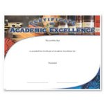 Academic Excellence  t Education Trophy Awards