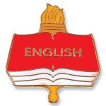 English Lapel Pin   t Education Trophy Awards