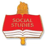 Social Studies Lapel Pin   t Education Trophy Awards