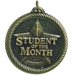 Student Of The Month           t Education Trophy Awards