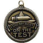 Did My Best On Test          t Education Trophy Awards