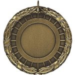 1Ctr Blank Gold Education Trophy Awards