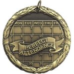 Perfect Attendance(5 51E3)   t Education Trophy Awards