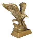 Eagle Resin Figures  t Employee Awards
