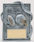 Football Resin Plaque   t Football Trophy Awards