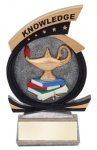 Gold Star Knowledge Award   t Gold Star Resin Award Trophies