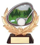 Stamford Resin Golf (disc) Golf Awards