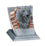 Bobcat Mascot  t Mascot Resin Trophy Awards