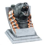 Bear Mascot  t Mascot Resin Trophy Awards