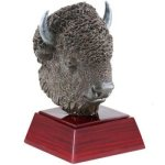 Buffalo Resin   t Mascot Resin Trophy Awards