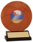 Basketball Motion Resin Trophy Motion Resin Trophies