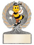 Spelling Bee Multi Color Sport Resin Figure  t Multi Color Sport Resin Trophy Awards