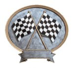 Legend Racing Oval Award  t Oval Resin Trophy Awards