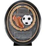 Soccer Resin Oval   T Oval Resin Trophy Awards