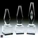 Summit Crystal Award Sales Awards