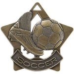 Soccer Star  t Star Medal Awards
