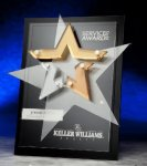 Super Nova Wood Acrylic Awards