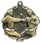 Wreath Male Karate Medals  t Wreath Medal Awards
