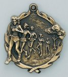 cross country female  t Wreath Medal Awards